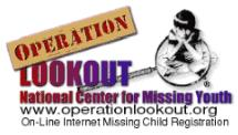 Operation Lookout: National Center for Missing Youth