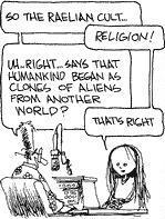 Raelian Cult