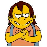 Nelson bully (The Simpsons) (JPG)