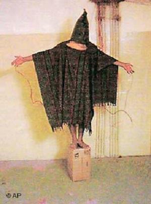 Abu Ghraib abuse