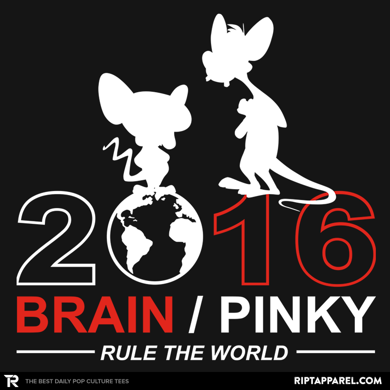 Skews one is a genius the others insane pinky the brain theme song altavistaventures Choice Image