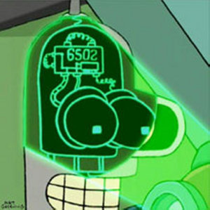 Futurama's Bender