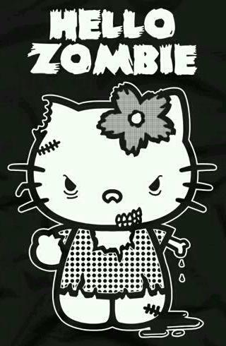 Hello Zombie meme