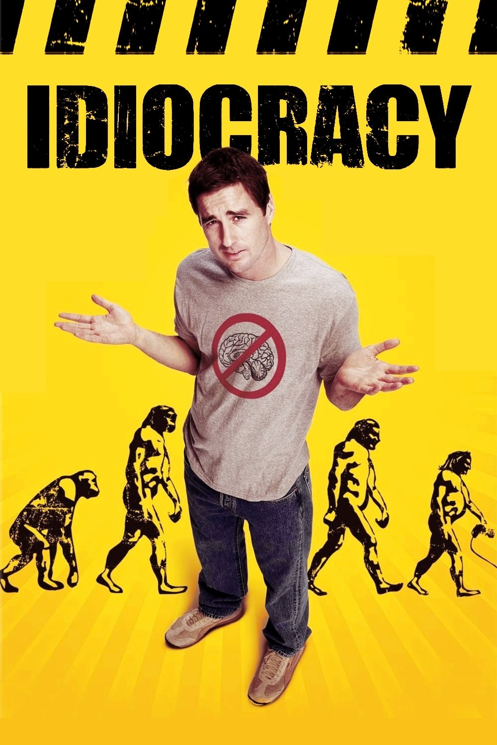 Idiocracy movie poster