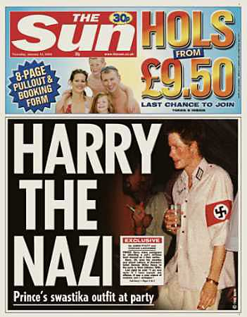 Prince Harry in Nazi uniform (JPG)